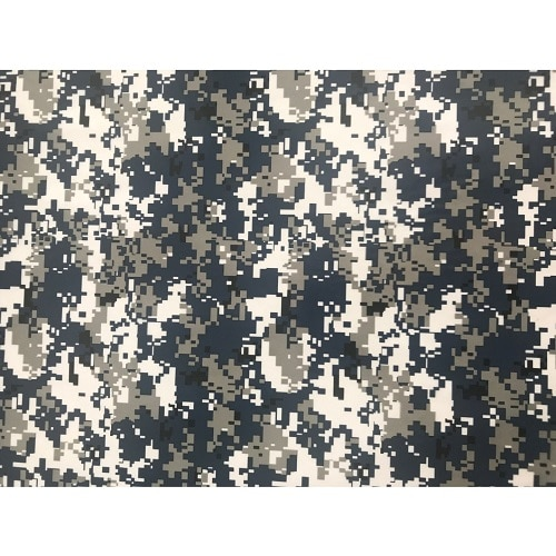 ARTwork, Wassertransferdruck, Kategorie Camouflage, Folie Digital Camo New, 50cm Breite