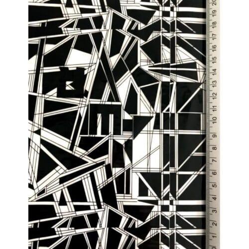 ARTwork, Wassertransferdruck, Folie Erlkönig Edge, 50cm Breite
