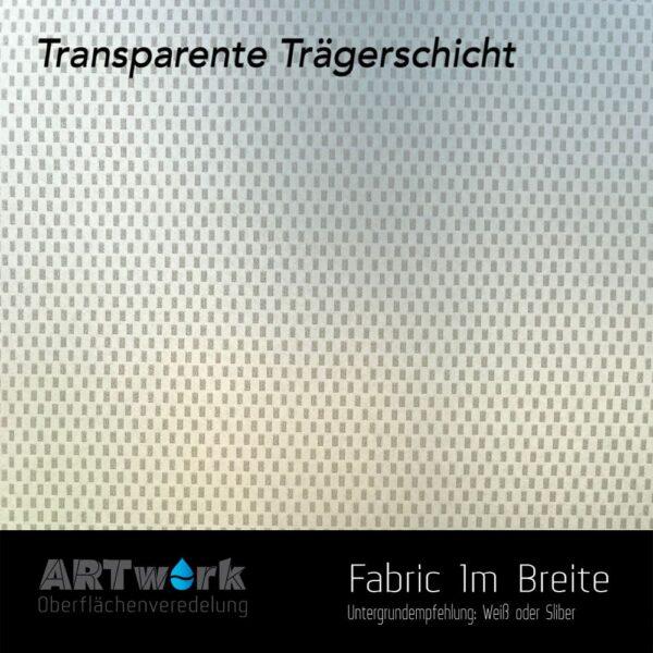 ARTwork, Wassertransferdruck, Folie Fabric, 1m Breite