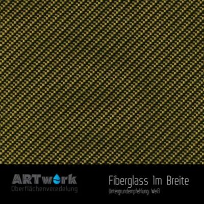 ARTwork, Wassertransferdruck, Folie Fiberglass, 1m Breite
