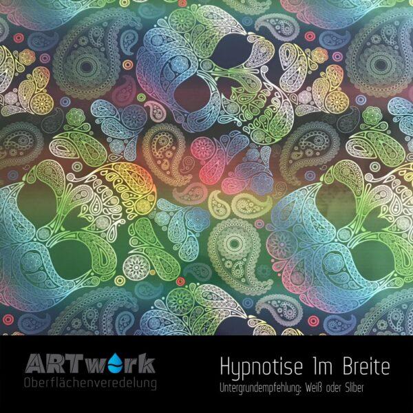 ARTwork, Wassertransferdruck, Folie Hypnotise, 1m Breite