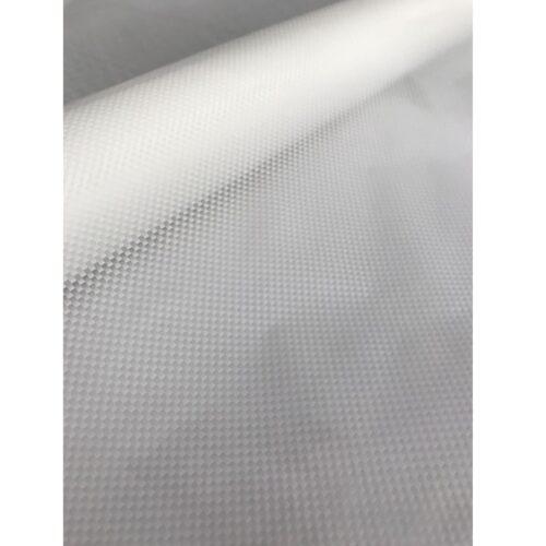ARTwork, Wassertransferdruck, Folie Karo Carbon Weiß, 1m Breite
