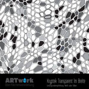 ARTwork, Wassertransferdruck, Kategorie Camouflage, Folie Kryptek Transparent, 1cm Breite