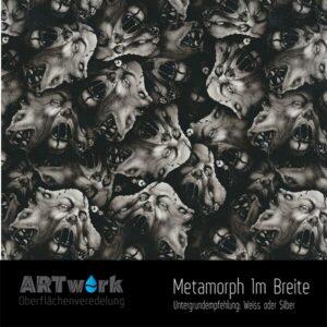ARTwork, Wassertransferdruck, Folie Metamorph, 1m Breite