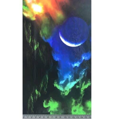 ARTwork, Wassertransferdruck, Folie Mystical Sky, 50cm Breite