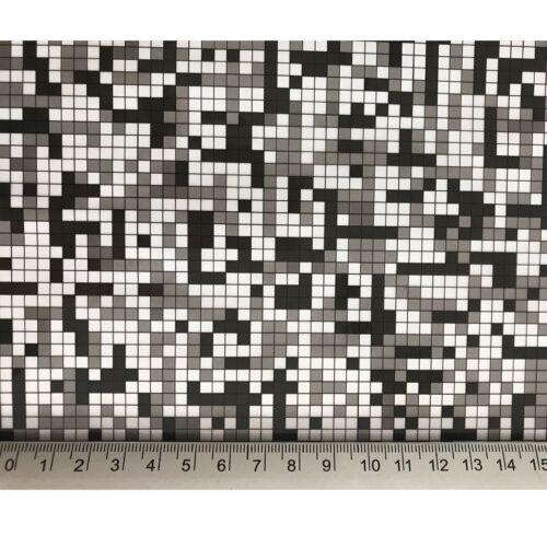 ARTwork, Wassertransferdruck, Folie Pixels, 50cm Breite