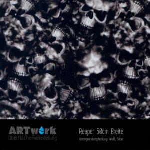 ARTwork, Wassertransferdruck, Folie Reaper, 50cm Breite