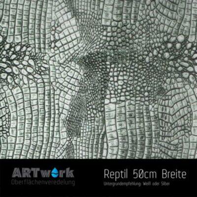 ARTwork, Wassertransferdruck, Folie Reptil, 50cm Breite