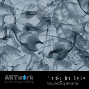 ARTwork, Wassertransferdruck, Folie Smoky, 1m Breite