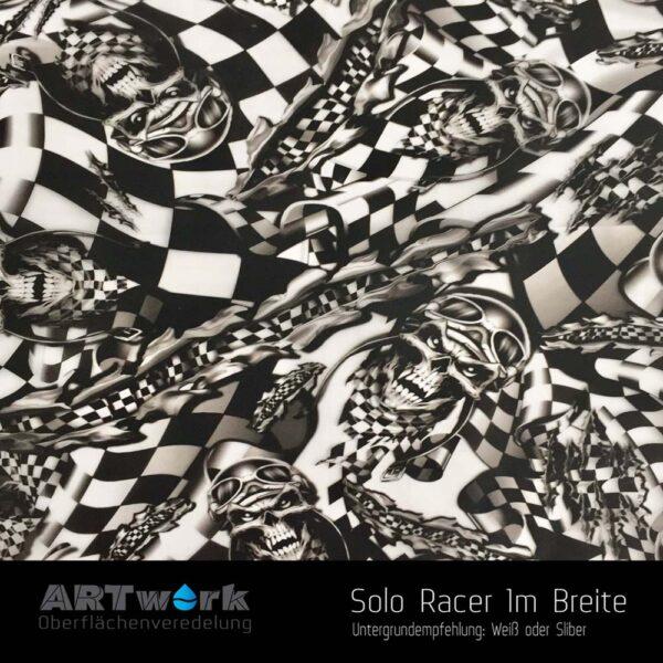 ARTwork, Wassertransferdruck, Folie Solo Racer, 1m Breite
