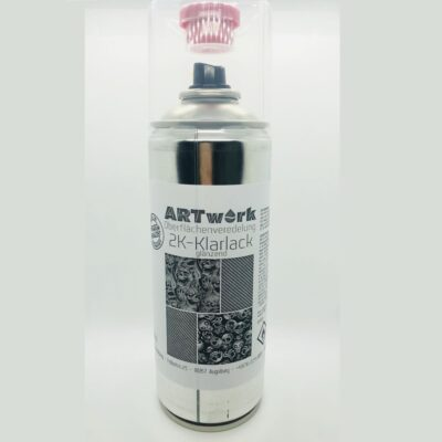 2k Klarlack Glänzend 400ml Spraydose ARTwork