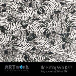 ARTwork, Wassertransferdruck, Folie The Mummy, 50cm Breite