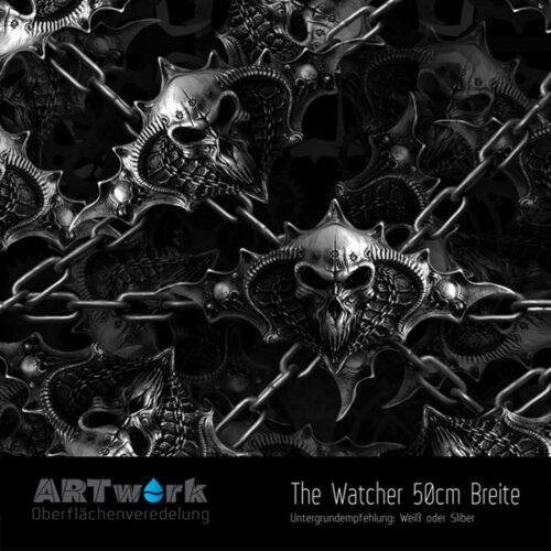 ARTwork, Wassertransferdruck, Folie The Watcher, 50cm Breite
