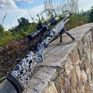 Waffen, Wassertransferdruck