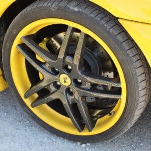 Auto, Auto Folie, Auto Carbon, Ferrari