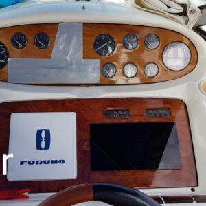 Boot, Wassertransverdruck Folie, Boot Interior