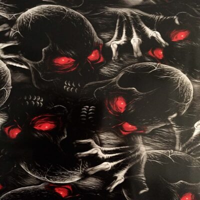 Horror & Skull