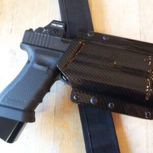 Waffen, Wassertransferdruck, Carbon